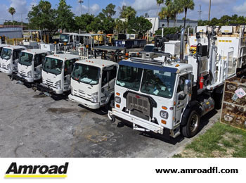 Molino Amroad Florida Pavement Striping Markings Vertical Signs Road Bridge Maintenance Repair Asphalt Patching Crack Sealing Florida