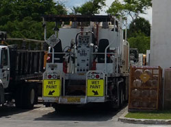 Amroad Okeechobee Pavement Marking Contractor Pavement Marking Road Bridge Maintenance Company Amroad Florida